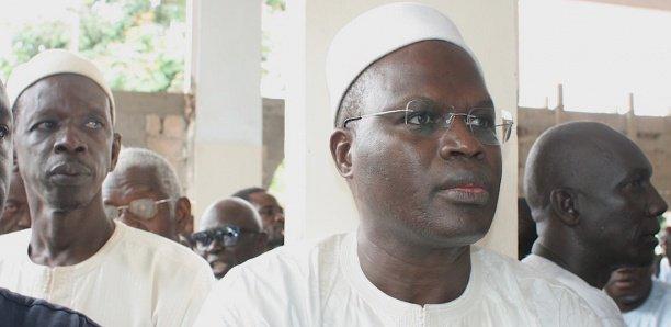 Mairie de Dakar : Khalifa Sall a reçu la notification de sa révocation