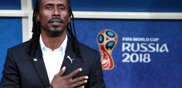 Équipe nationale : Aliou Cissé prolongé jusqu'en 2021