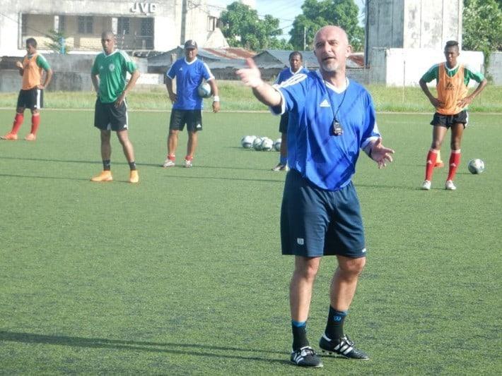Nicolas Dupuis, coach Madagascar : « Je savais comment Aliou Cissé allait jouer »