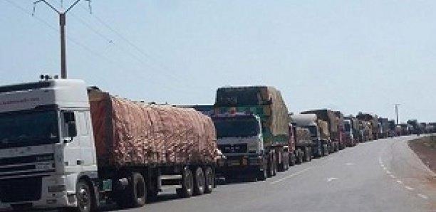 Surcharge à l'essieu: Les gros porteurs foncièrement contre l'application du règlement 14 de l'Uemoa