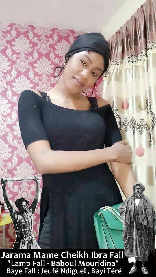 Photos : l'ex de Pape Cheikh Diallo, Mami Ndiaye, la fille de Patra devient Yaye Fall