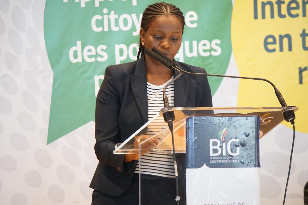 Photos : Le Bureau d'Information Gouvernementale du Sénégal (BIG) est désormais opérationnel