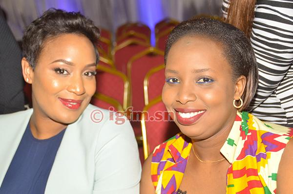 Photos : les plus belles présentatrices télé du Sénégal