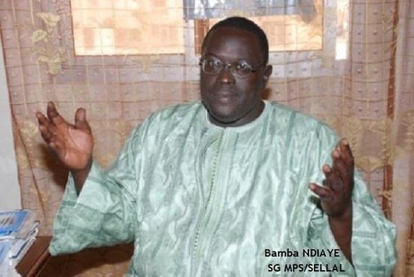 CENA : Le MPS/SELAL exige la démission immédiate  de Doudou Ndir et Cie