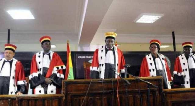 Guinée: crise au sein de la Cour constitutionnelle
