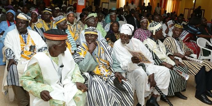 Chefs traditionnels d'Afrique: Le Sénégal porté à la tête du Secrétariat exécutif, pour 5 ans!