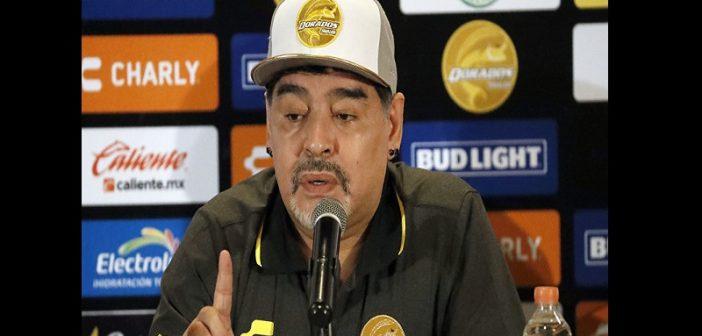 Argentine : Diego Maradona parle de son addiction à la drogue