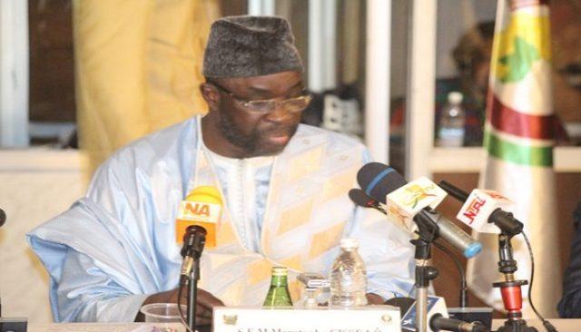 Clôture séminaire parlementaire : un succès pour S.E Moustapha Cissé Lô