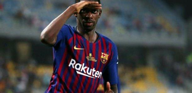 Encore Dembélé sauve le Barça