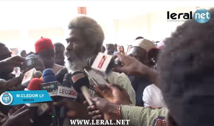 """""""L'Ordre des avocats du Sénégal doit sévir pour ramener à la raison un Me Ciré Clédor Ly, aux airs de tigre en papier"""""""