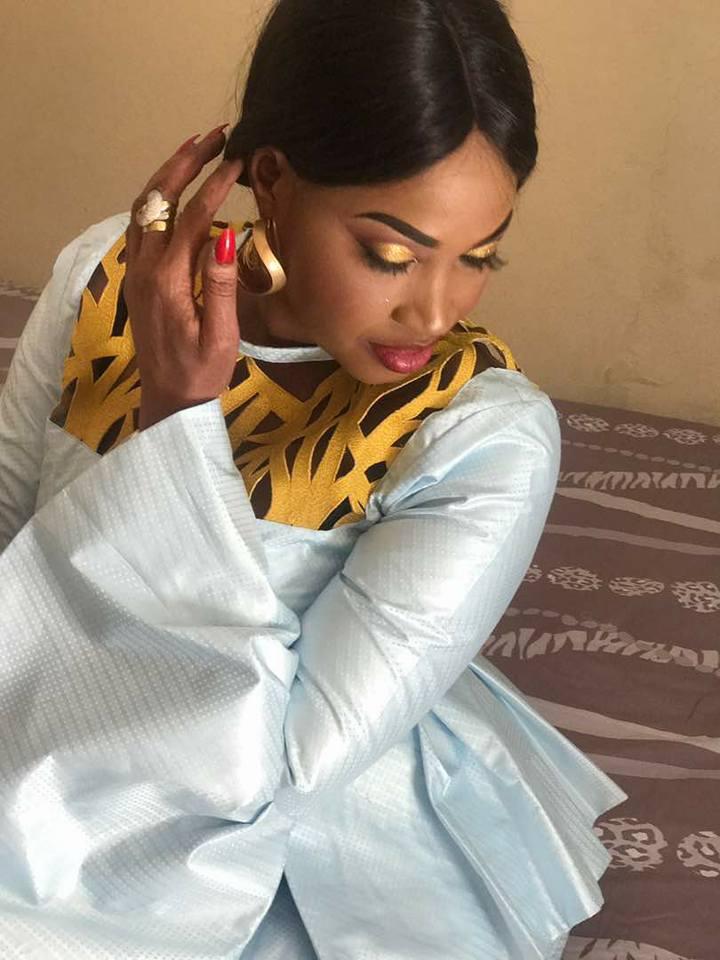 Photos : Yandé, la douce moitié de Baba Amdy vous fait coucou