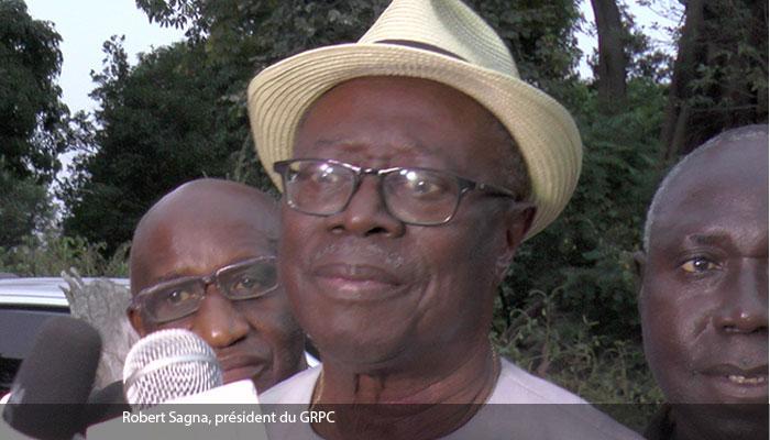 Robert Sagna, Président du Grpc « César Atoute Badiate ne m'a jamais dit qu'il détenait les quatre personnes disparues »