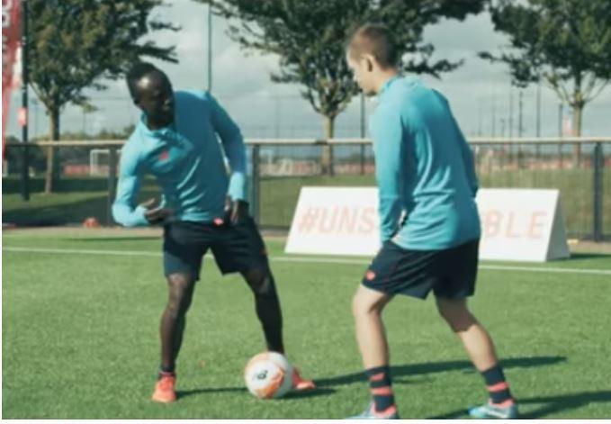 (Vidéo) Foot: Sadio Mané explique son dribble …