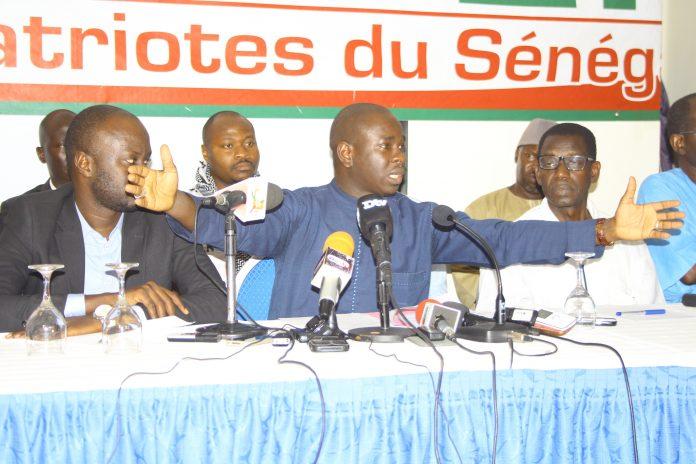 Amadou Sonko frère d'Ousmane Sonko auditionné à la gendarmerie de Néma de Ziguinchor