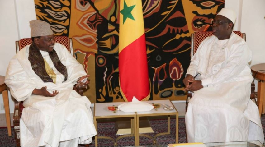 """Serigne Pape Malick Sy et Tivaouane parrainent et votent Macky Sall pour 2019 : De Senghor à Wade, en passant par Abdou Diouf, ce que le Président Macky Sall a fait à Tivaouane.."""""""