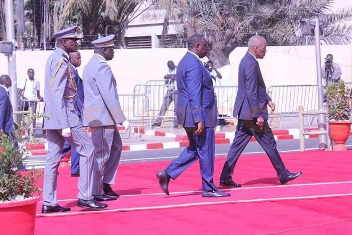 Macky Sall : « Bruno Diatta, une figure emblématique de la République du Sénégal Indépendant »