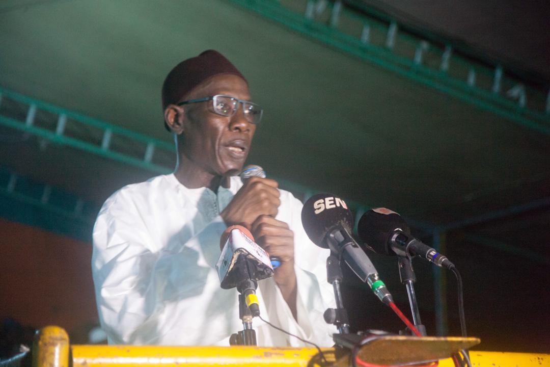 Tivaoune : L'ancien député Mor Talla Diouf a rejoint Oumar Sarr de l'APR