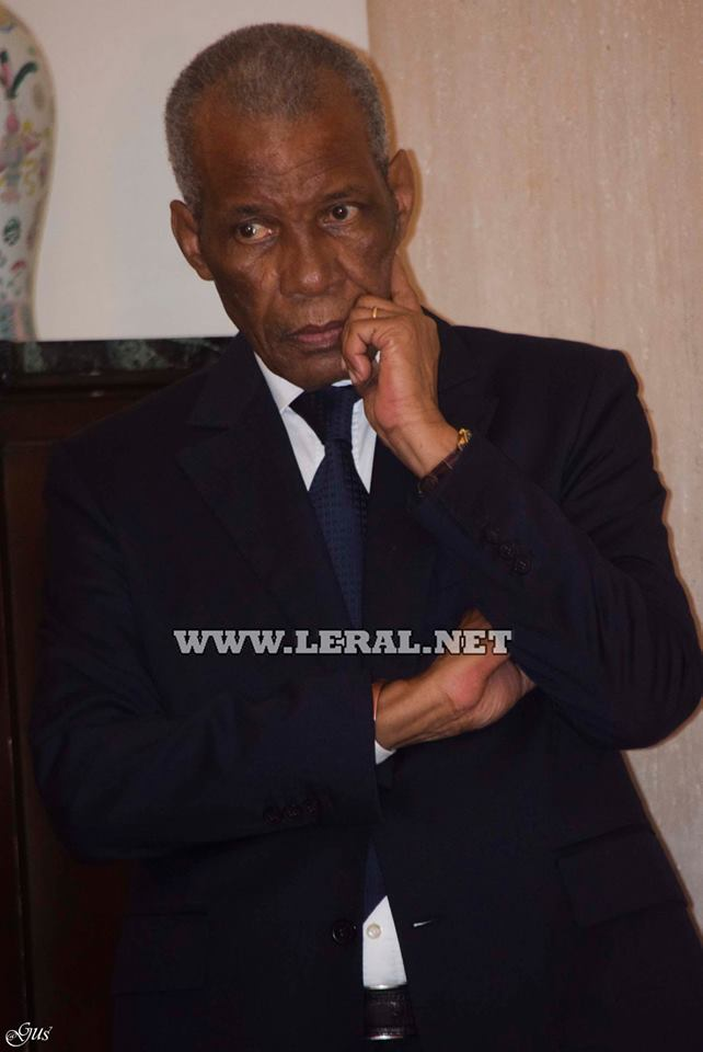 Bruno  Diatta sera inhumé aux côtés de son père et de Léopold Sédar Senghor…