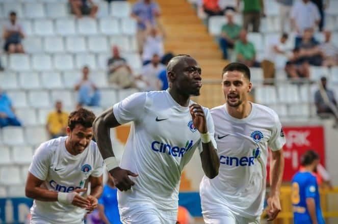 Mbaye Diagne, Kasimpasa : « Gagner des titres et marquer l'histoire avec le Sénégal… »