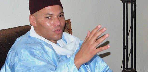 L'émouvant message de Karim Wade à Bruno Diatta