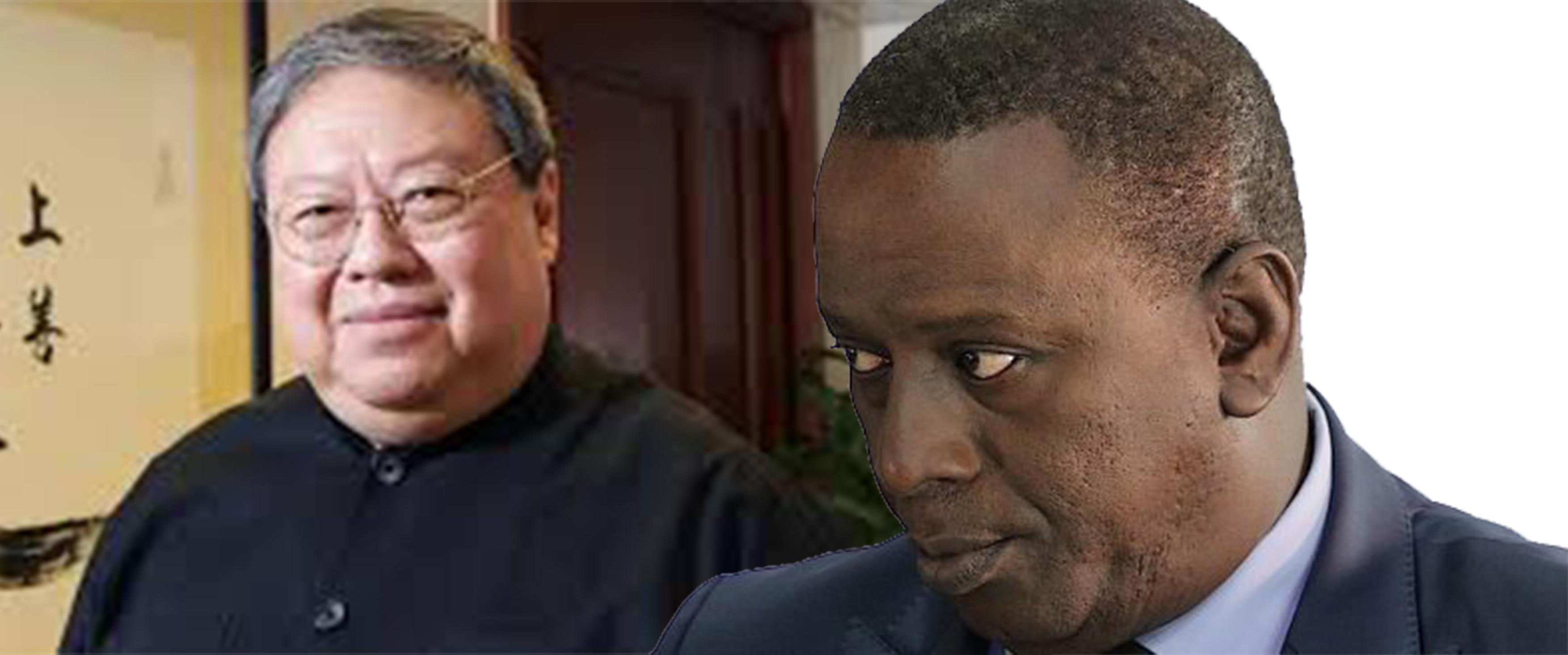 Etats Unis : après son accord avec la justice, Gadio charge Patrick Ho et Idriss Deby