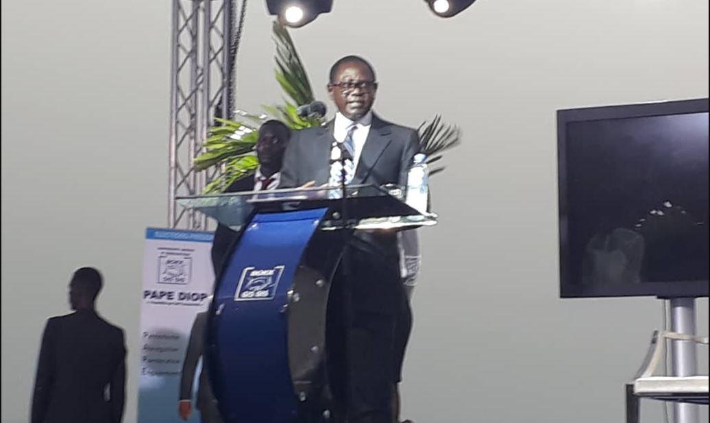 """Pape Diop: """"Je m'engage à faire un mandat unique de 5 ans"""""""