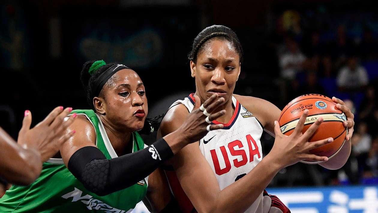 Basket-ball-Mondial féminin : Le Nigéria sort par la grande porte