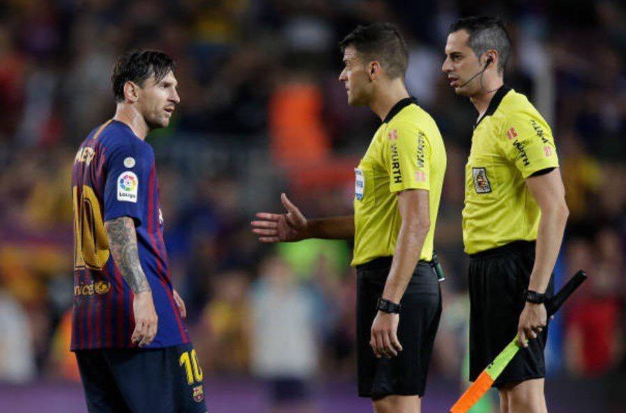 Lionel Messi décrypte la mauvaise passe du Barça
