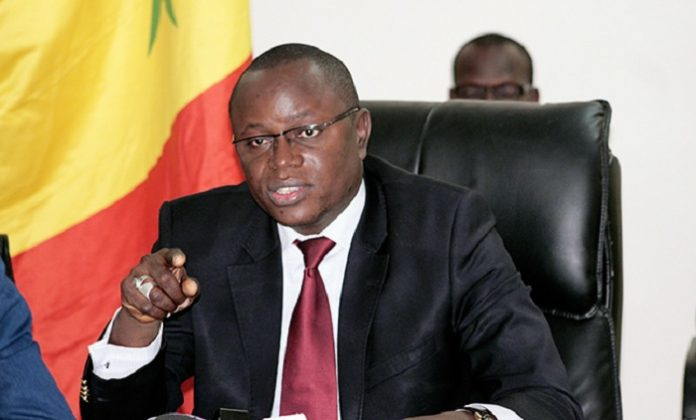 """Sénégal-Soudan:  """"Le match aura bel et bien lieu au stade Léopold Sédar Senghor et non au stade Lat Dior..."""""""