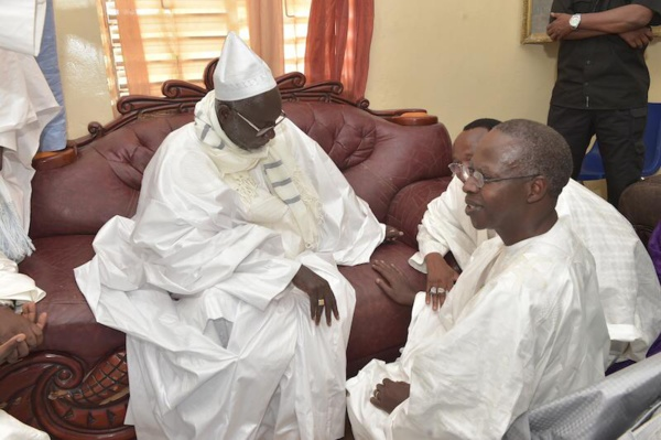 Le Premier ministre, Boun Abdallah Dione chez Serigne Moussa Nawel...Les dessous d'une rencontre
