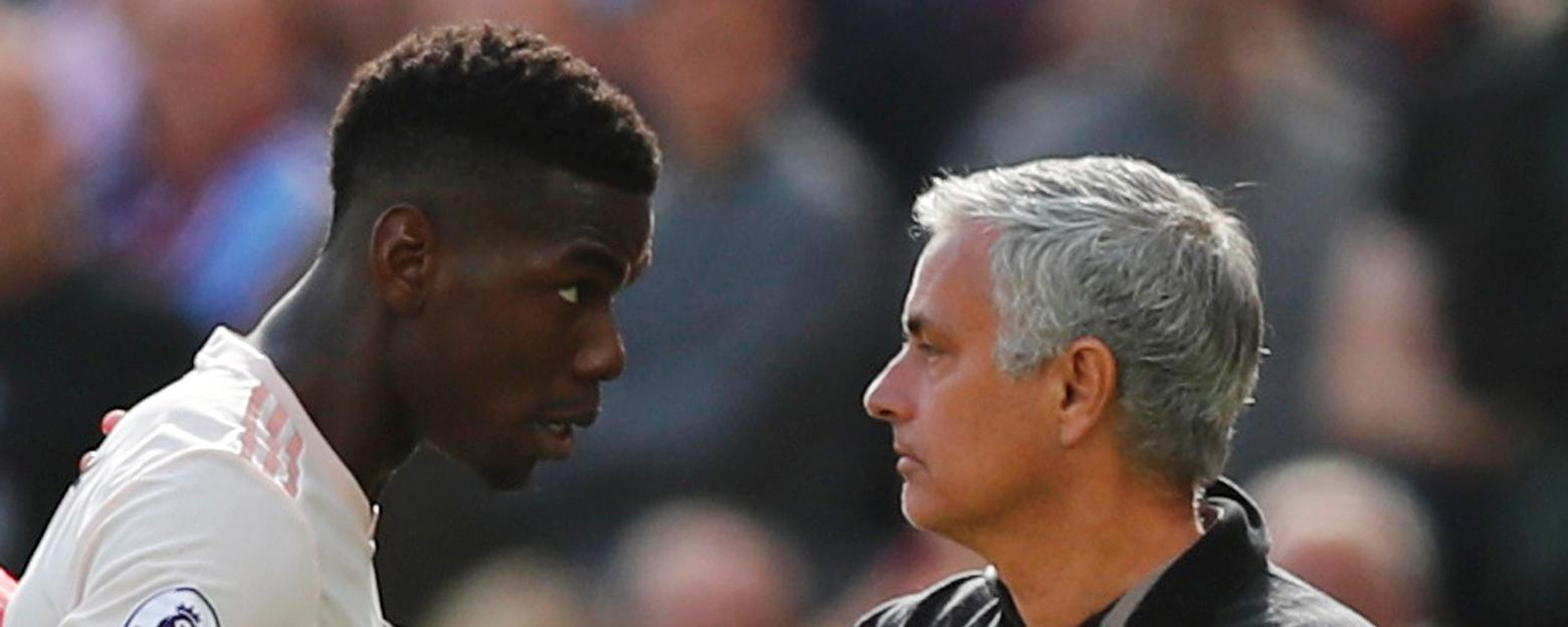 Entre tensions et résultats décevants, Manchester United prend feu, Mourinho confond l'eau et l'huile