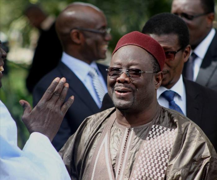 Mbaye Ndiaye, directeur des structures de l'Apr ; « je souhaite vivement que Moussa Sy vienne à l'Apr »