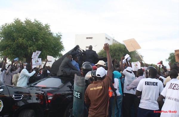 UCAD: De sérieuses menaces planent sur la visite Macky Sall