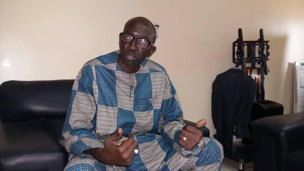 Révélation de Mbaye Jacques Diop (chargé de com du ministre des sports), sur le khalife des mourides
