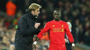 Jurgen Klopp critique Sadio Mane après la défaite de Liverpool à Naples
