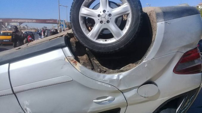 Accident sur la  Vdn à Golf Sud: Il loue un véhicule avec son ami, tue une femme et prend la fuite