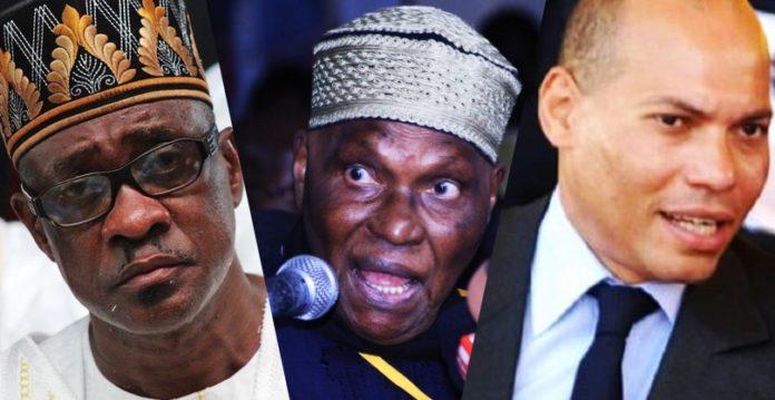 Présidentielle : Le PDS, un parti, trois candidats