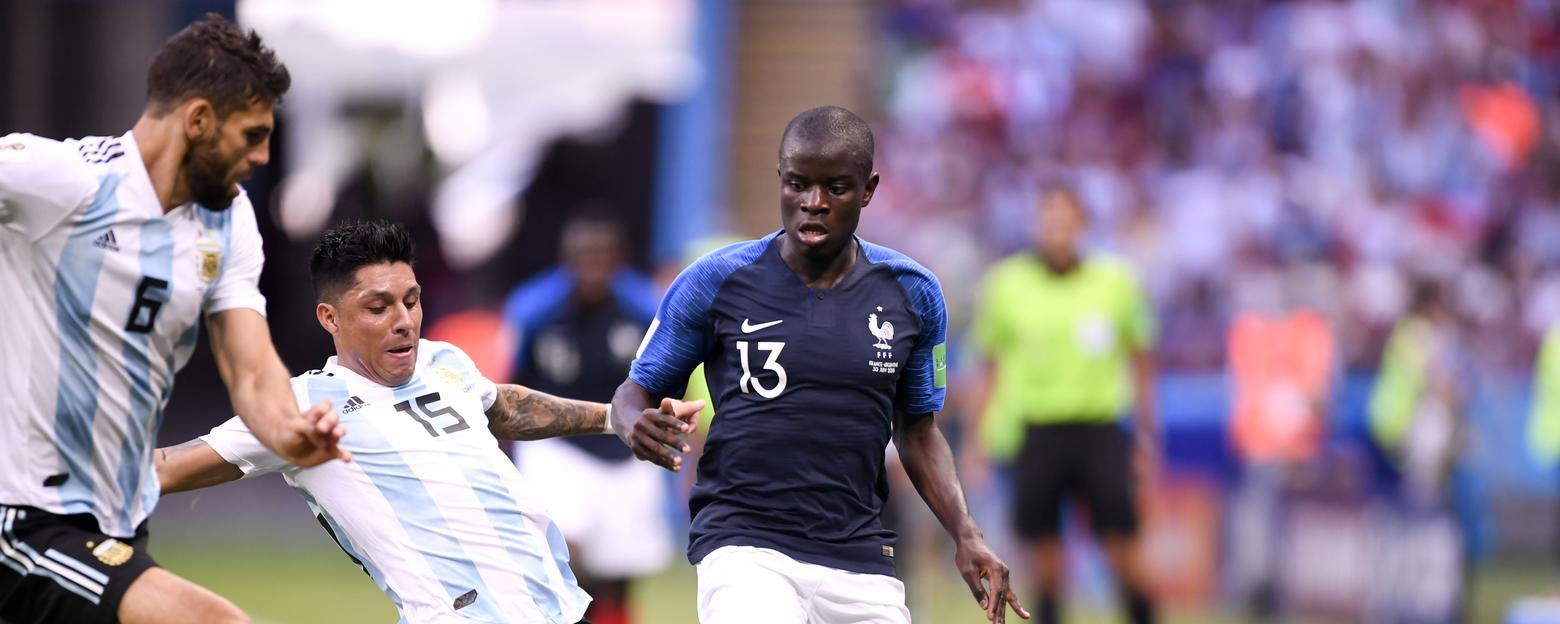 Ballon d'or 2018 : N'Golo Kanté Kanté et Eden Hasard, parmi les nominés