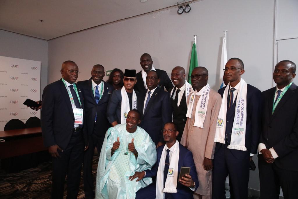 Les Sénégalais ont jubilé hier à Buenos Aires après le choix judicieux porté sur notre pays pour abriter les Jeux olympiques de la Jeunesse 2022