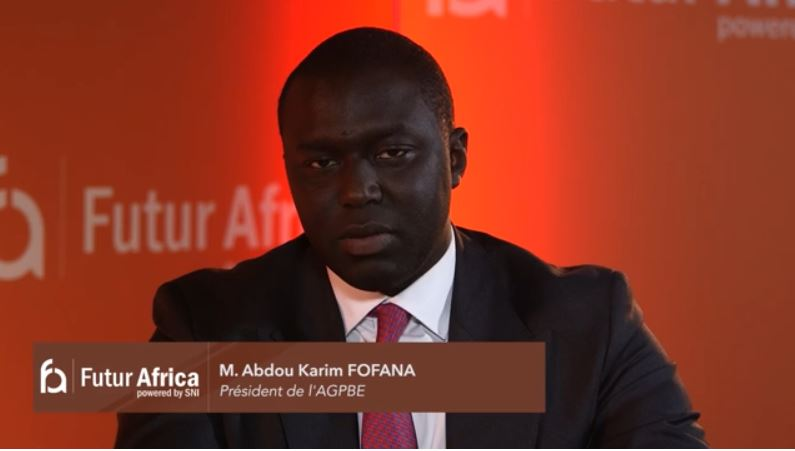portrait   abdou karim fofana  directeur de l u2019agence de gestion du patrimoine b u00e2ti de l u2019etat  agpbe