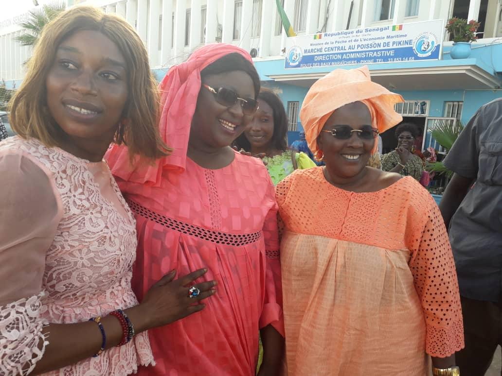 Photos : Parrainage pour Macky Sall, après Pikine, les femmes de Benno Bok Yakaar attendues à Guédiawaye et Rufisque