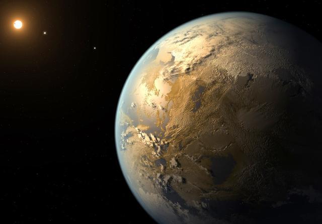 Des chercheurs confirment la découverte d'une deuxième Terre