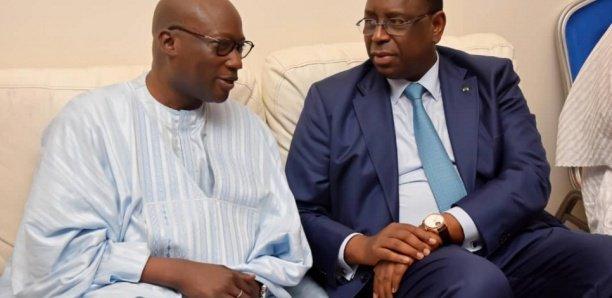 Macky Sall n'est pas proche du candidat à la présidentielle, Amadou Seck