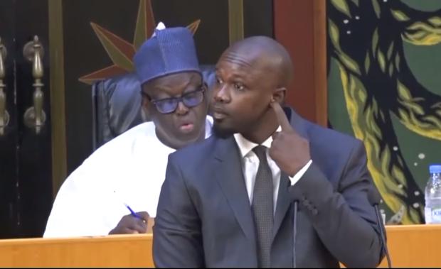 """Vidéo-  Ousmane Sonko : """"Ceux qui ont dirigé le Sénégal depuis 2000 sont des criminels..."""""""