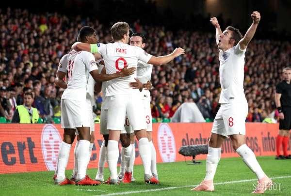 Ligue des Nation : Espagne-Angleterre 2-3: La Roja rechute contre des Three Lions survoltés