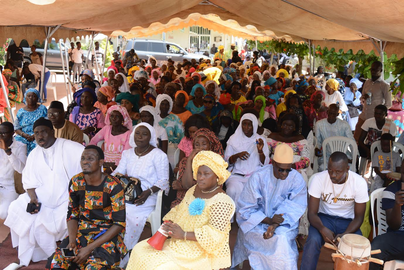 Précision : le Ministre Oumar Guèye a coprésidé le mouvement Initiative Citoyenne pour le Développement (ICD) d'Alioune Dia