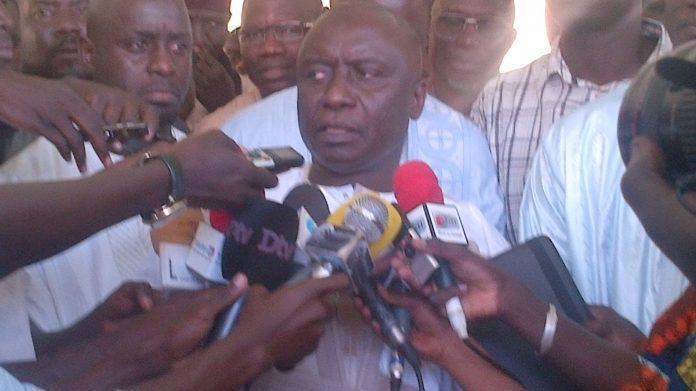 Le parti Rewmi boycotte le Congrès de l'Internationale Libérale prévu en novembre à Dakar