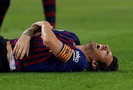 Après la blessure de Messi, un député Espagnol chambre Griezmann, Ronaldo et Neymar