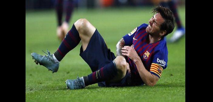 FC Barcelone : Lionel Messi absent pour trois semaines. Valverde réagit!