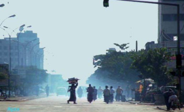 Alerte rouge: un air de « très mauvaise qualité » à Dakar durant les prochaines 72 heures